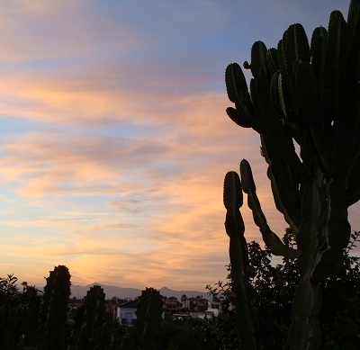 Spain Sunset 3