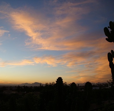 Spain Sunset 5