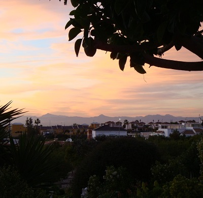 Spain Sunset 6