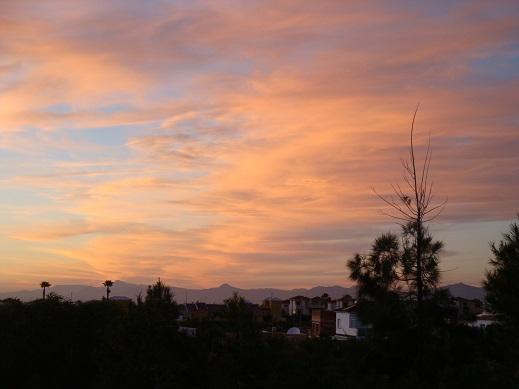 Spain Sunset 7