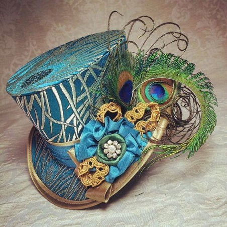 Steampunk Hat 1