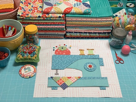 Vintage Housewife Quilt 2