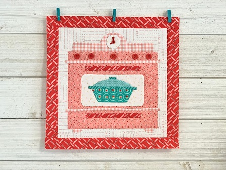 Vintage Housewife Quilt 4