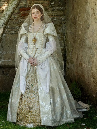 Spanish Princess costume 3