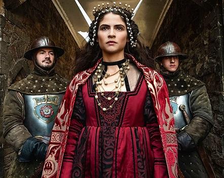 Spanish Princess costume 4