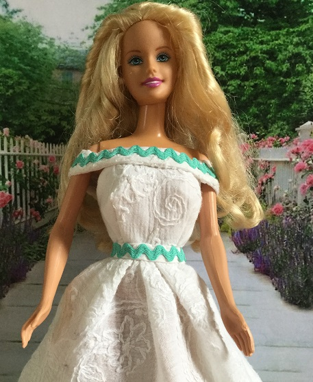 Barbie Spring Dress 5