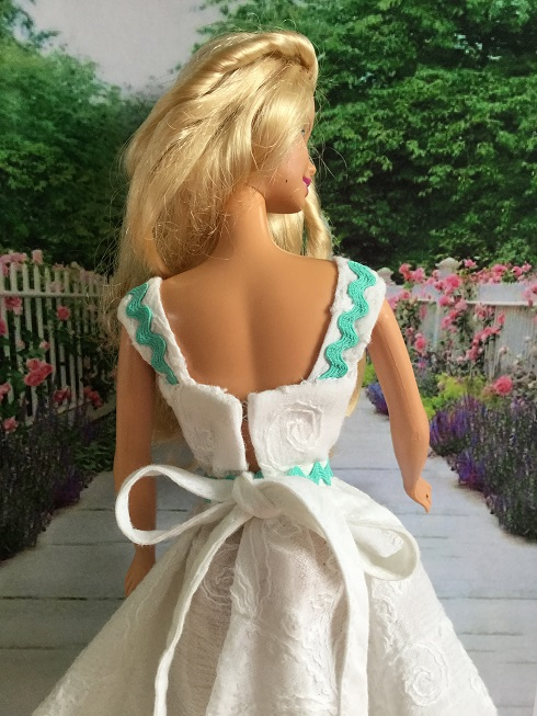Barbie Spring Dress 7