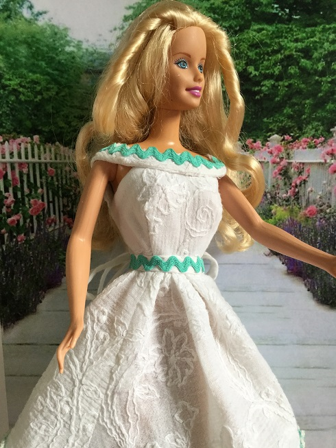 Barbie Spring Dress 9