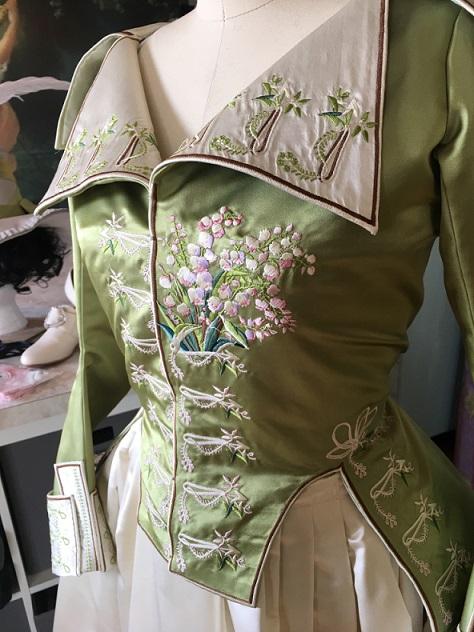Georgian dress