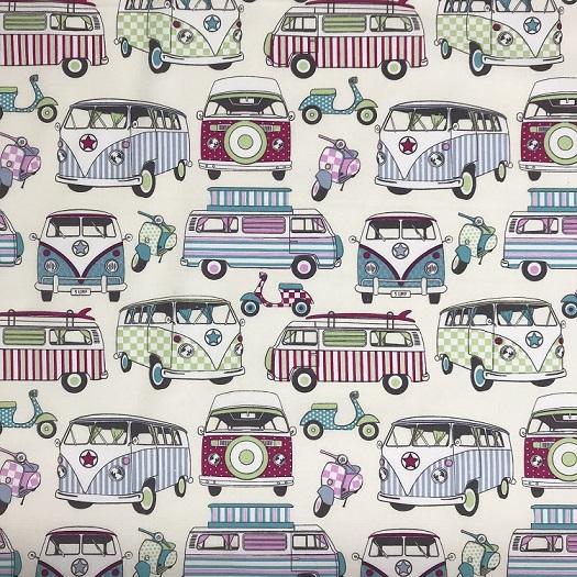 Camper van fabric May