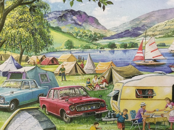 Camping puzzle 1