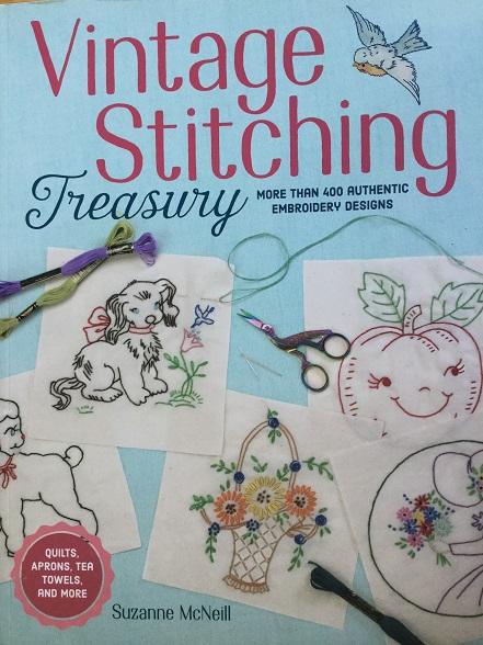 Vintage Stitching 1