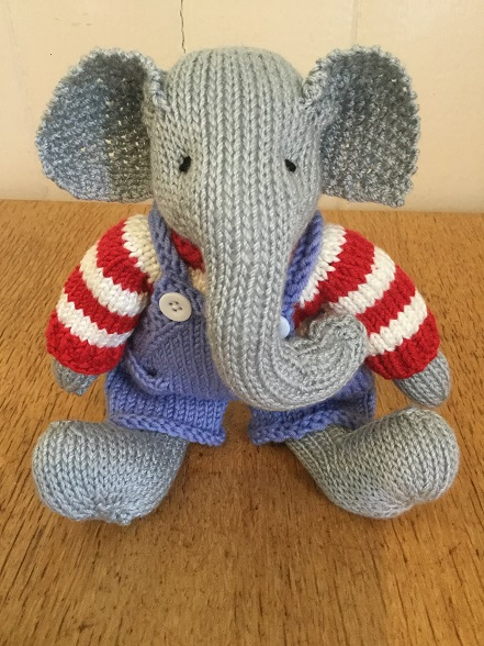 Egbert elephant 1
