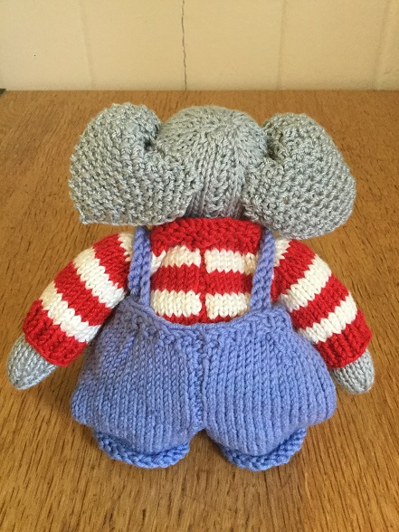 Egbert elephant 3