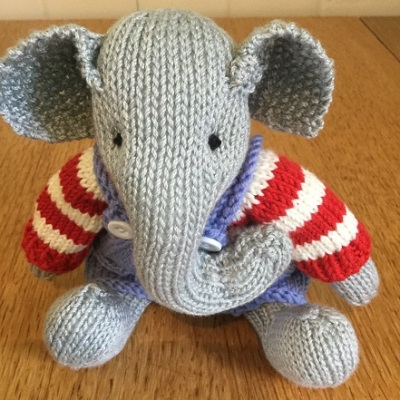 Egbert elephant 6