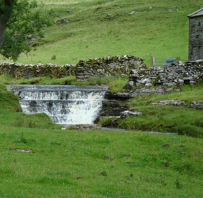 Dales waterfalls 1