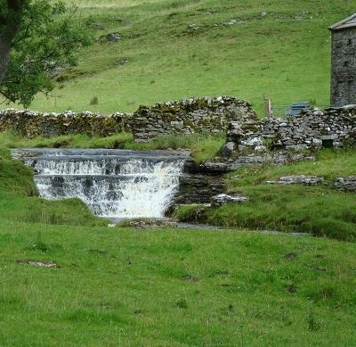 Dales waterfalls 1