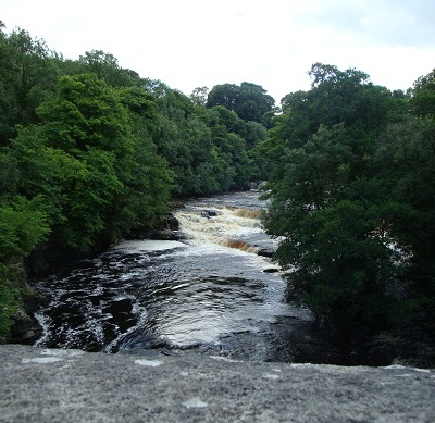 Dales waterfalls 16