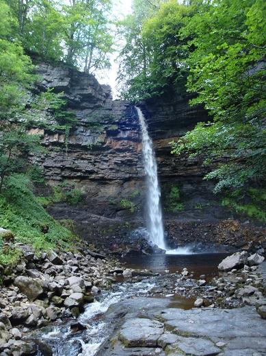 Dales waterfalls 22