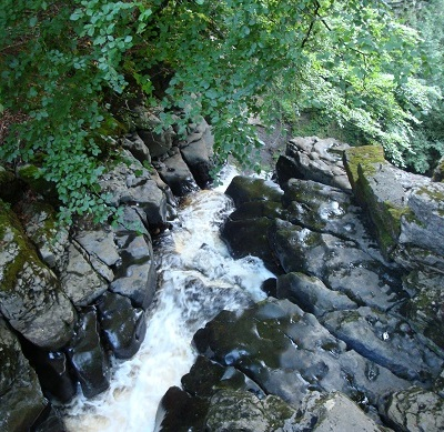 Dales waterfalls 27
