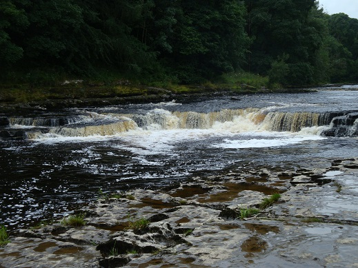Dales waterfalls 36