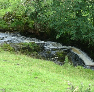 Dales waterfalls 4