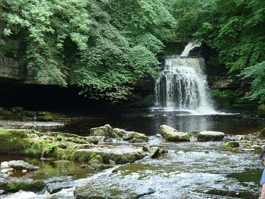 Dales waterfalls 41