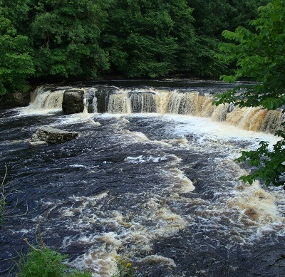 Dales waterfalls 7