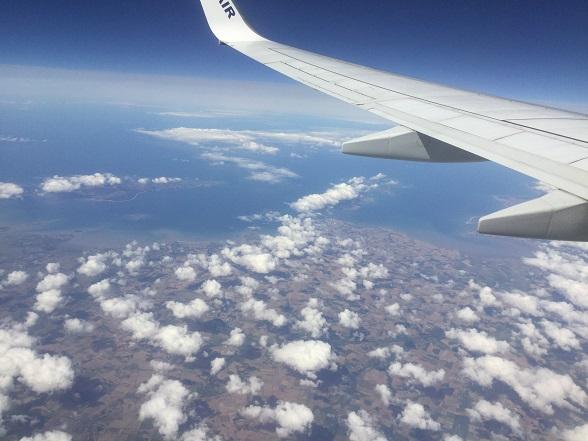 Spain - flight