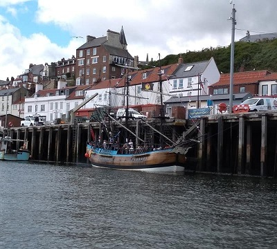 Whitby boat trip 2