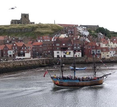 Whitby boat trip 3