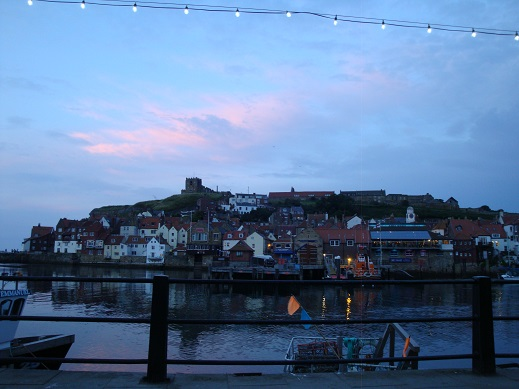 Whitby evening drink