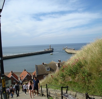 Whitby steps 3